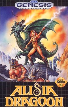 One of my first Genesis games.