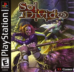 It's Sol Divide, the game with the poor North American localization!