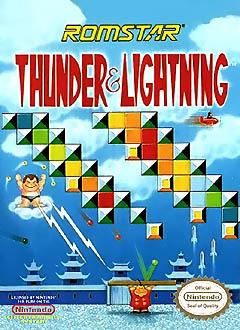 thunder lightning machine