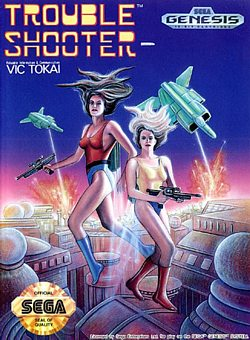 Trouble Shooter, U.S.