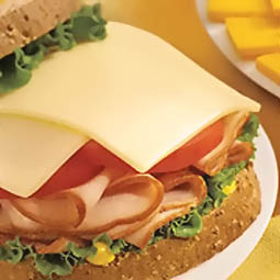 Oh the great thing of the sandwich!